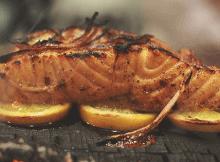 lemon fish